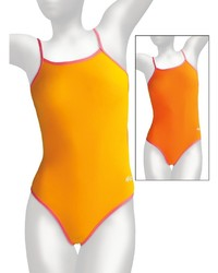 Dolfin Solid Competition Swimsuit Cross Back