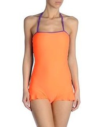 Roksanda One Piece Swimsuits