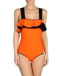 Roksanda Ilincic One Piece Swimsuits