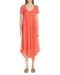 Fuzzi Dot Tulle Dress
