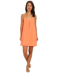 Brigitte Bailey Pretty Peachy Tank Dress