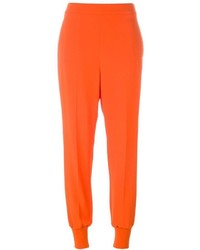 Orange tapered pants original 10581227