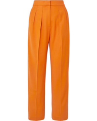 Roksanda Med Crepe Tapered Pants