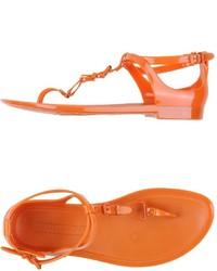 Ralph Lauren Collection Thong Sandals