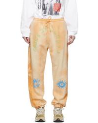 Carne Bollente Fleece Tie Dye Forever Hung Lounge Pants