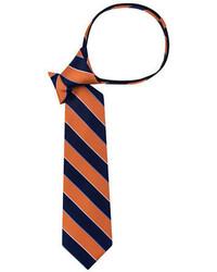 Lord & Taylor Boys 2 7 Bobby Striped Silk Tie