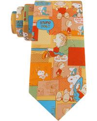 Licensed Properties Peanuts Snoopy Vs Linus Tie Boys