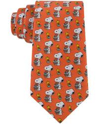 Licensed Properties Peanuts Snoopy With Basket Tie Boys
