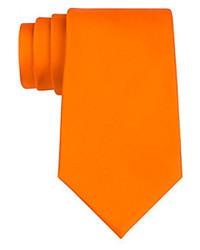 Tommy Hilfiger Solid Brights Silk Tie