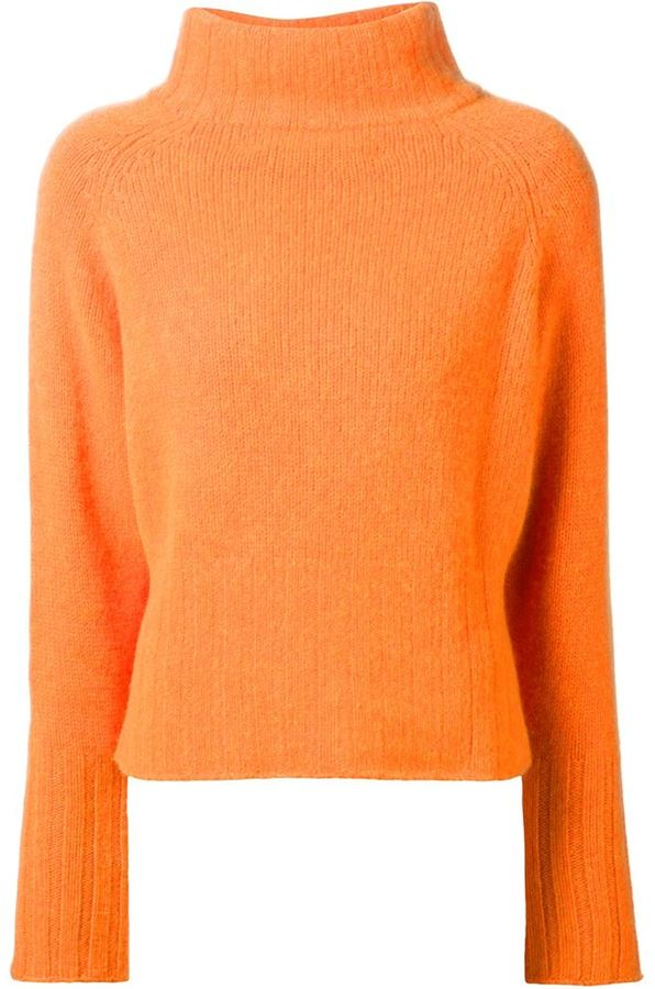 The Elder Statesman Turtle Neck Sweater | Where to buy & how to wear