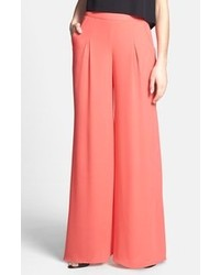 Orange wide leg pants original 4512141