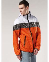 Diesel Jackets 0nast Orange L