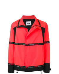 MSGM Ultrapower Zipped Jacket
