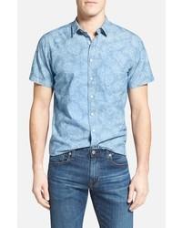 Paisley Short Sleeve Shirt
