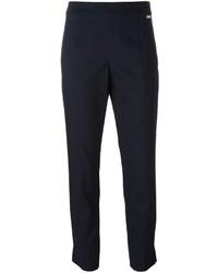 Pantalon bleu marine Tory Burch