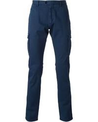 Pantalón cargo azul marino de Etro