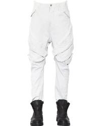 Pantalón cargo blanco de Julius