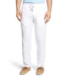 Pantalón cargo blanco de Toscano