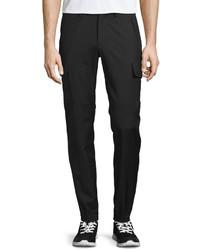Pantalón cargo de lana negro de Ralph Lauren