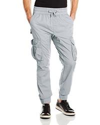 Pantalón cargo gris