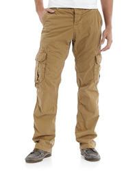 Pantalón cargo marrón claro