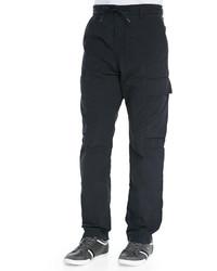 Pantalón cargo negro de J Brand