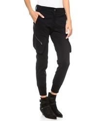 Pantalón Cargo Negro de James Jeans