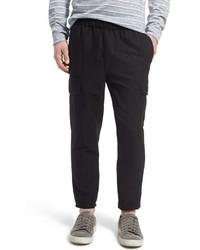 Pantalón cargo negro de Vince