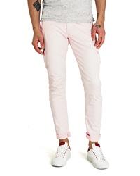 Pantalón cargo rosado