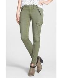 Pantalón cargo verde oscuro de rag & bone/JEAN