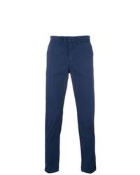 Pantalón chino azul marino de Fay