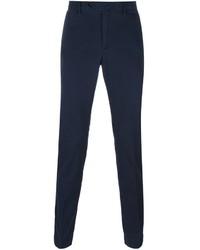 Pantalón chino azul marino de Hackett