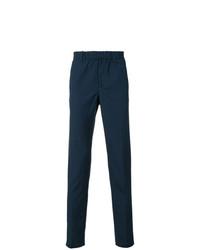 Pantalón chino azul marino de Incotex