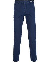 Pantalón chino azul marino de Tommy Hilfiger