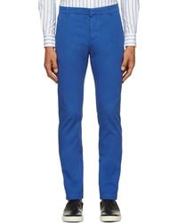 Pantalón chino azul de Band Of Outsiders
