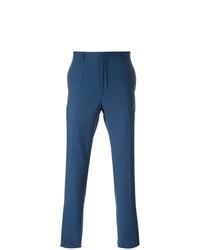 Pantalón chino azul de Fendi