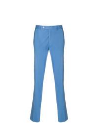 Pantalón chino azul de Hackett