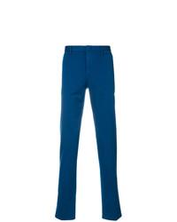 Pantalón chino azul de Prada