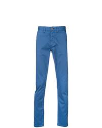 Pantalón chino azul de Sun 68