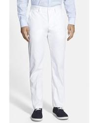 Pantalón chino blanco