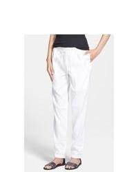 Pantalón chino blanco de Vince