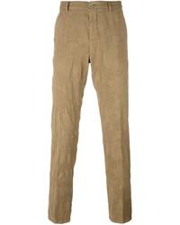 Pantalon chino brun clair Etro