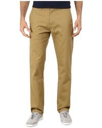 Pantalon chino brun clair Volcom