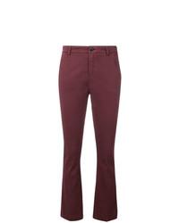 Pantalón chino burdeos de Department 5