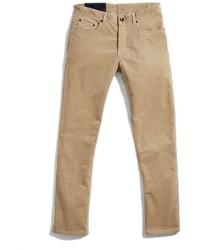 9f608a3bd Comprar un pantalón chino de pana marrón claro  elegir pantalones ...