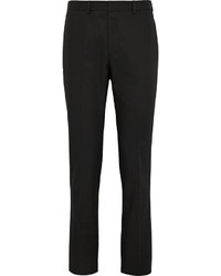 Pantalón Chino de Sarga Negro de Givenchy