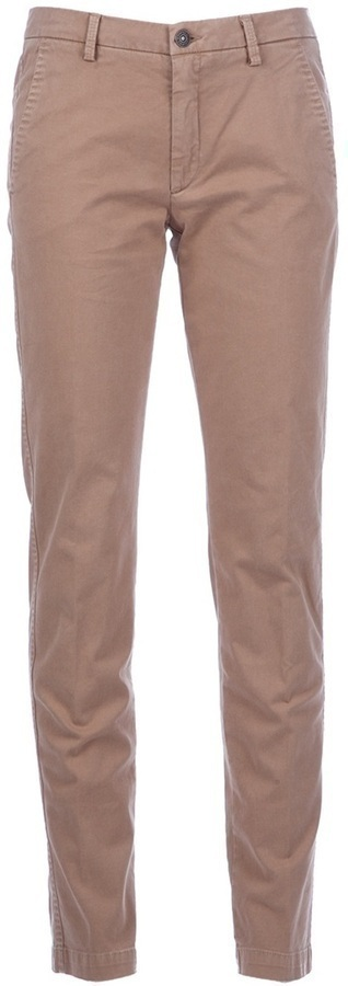 Pantalón chino en beige de 7 For All Mankind