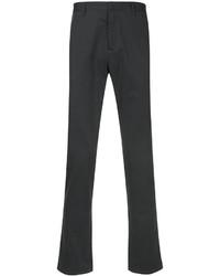 Pantalón chino en gris oscuro de Cerruti