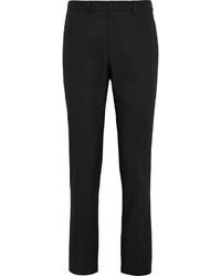 Pantalon chino en sergé noir Givenchy