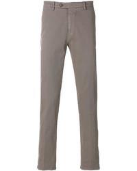 Pantalón chino gris de Berwich